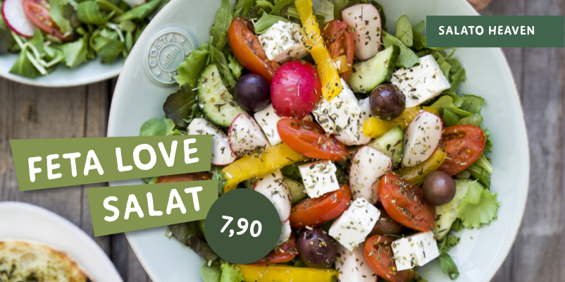 Feta Love & Salad